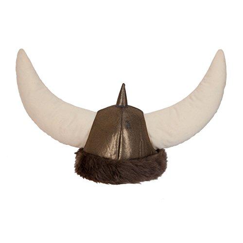 adult-deluxe-soft-viking-helmet-hat-fancy-dress-party-accessory-horns-faux-fur