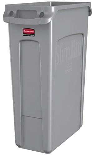rubbermaid-commercial-slim-jim-receptacle-with-venting-channels-rectangular-plastic-23-gallons-gray-