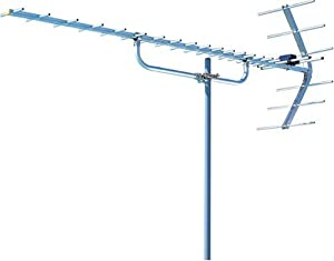 YAGI 高性能UHFアンテナ 20素子オールチャンネル用 直付用 U-HW25