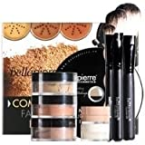 Bellapierre Cosmetics Get Started Foundation Make-up Kit, Medium