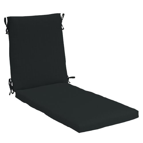 Another Really GOOD Choice Strathwood Hardwood Chaise Lounge Chair Polyester Cushion Solid Black Do They Have A Better Price of Strathwood Hardwood Chaise ...  sc 1 st  homegardentoolsu0027s diary : strathwood basics hardwood chaise lounge - Sectionals, Sofas & Couches