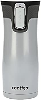 2-Pack Contigo Stainless-Steel 16Oz. Travel Mugs