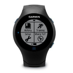 Garmin 010-00947-10 Forerunner 610 Touchscreen GPS Watch With Heart Rate Monitor
