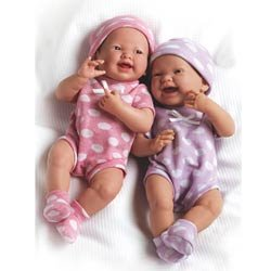 Amazon.com: My Very Own Twin Baby Dolls: Toys & Games