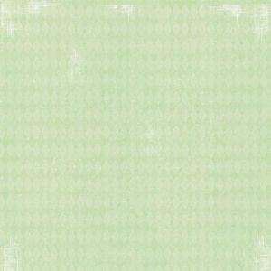 BABY GIRL PAPER GRN/PK ARGYLE Papercraft, Scrapbooking (Source Book)