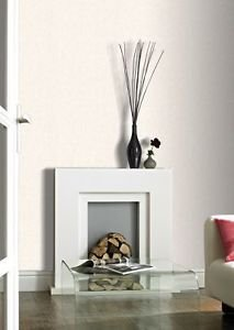Superfresco Fibres Wallpaper - White from New A-Brend