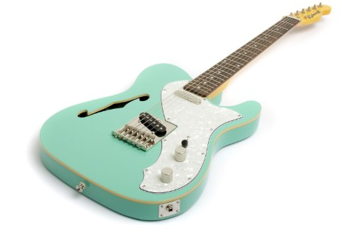 Surf Green Thinline Telecaster copy Electric Guitar
