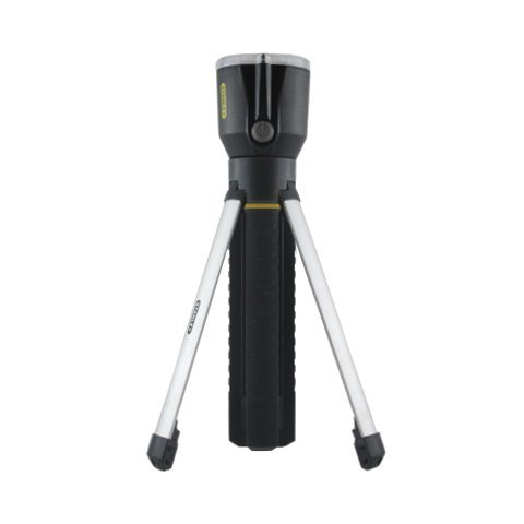 Tripod Flashlight W/ 6 L.E.D. Bulbs