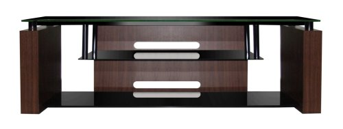 Cheap Bell'O AVSC-9870 TV Stand  for up to 73-inch Displays  – Espresso (Dark Brown) (AVSC-9870)
