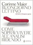 img - for Buongiorno lettino. Come sopravvivere all'analisi ridendo book / textbook / text book