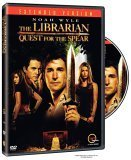 The Librarians next adventure: your movie theater [317ZFY9DWML. SL160 ] (IMAGE)