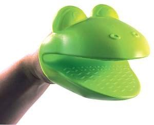 Fred and Friends Hot Heads Insulating Mitt, Frog (Hot Heads Pot Holder compare prices)