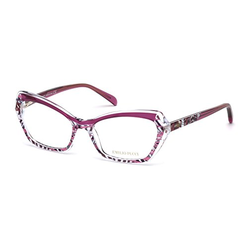emilio-pucci-ep5053-083-occhiale-da-vista-viola-violet-eyeglasses-sehbrille-new