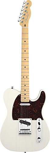 Fender American Deluxe Telecaster, Ash, MN, White Blonde (Fender American Telecaster Deluxe compare prices)