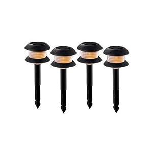 Solar Landscape Lights - Landscape Path Light Kits - Amazon.com