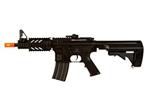 DPMS Kitty Kat AEG Airsoft Rifle, Black airsoft gun