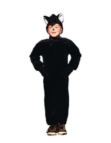 RG Costumes 70072-T Black Cat Costume - Size Toddler
