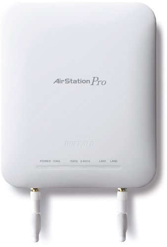 Buffalo AirStation Pro Concurrent Dual Band PoE Wireless Access Point