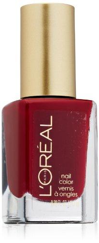 L'Oreal Paris Colour Riche Nail, Red Tote, 0.39 Ounces (The Coffee Bean Company Tote compare prices)