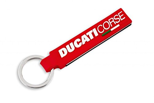 ducati-981015006-corse-rubber-key-chain