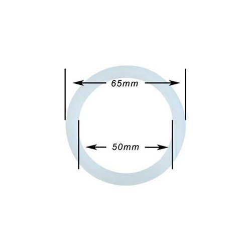 Cuisinox Silicone Gaskets for 6 Cup Espresso Makers, White