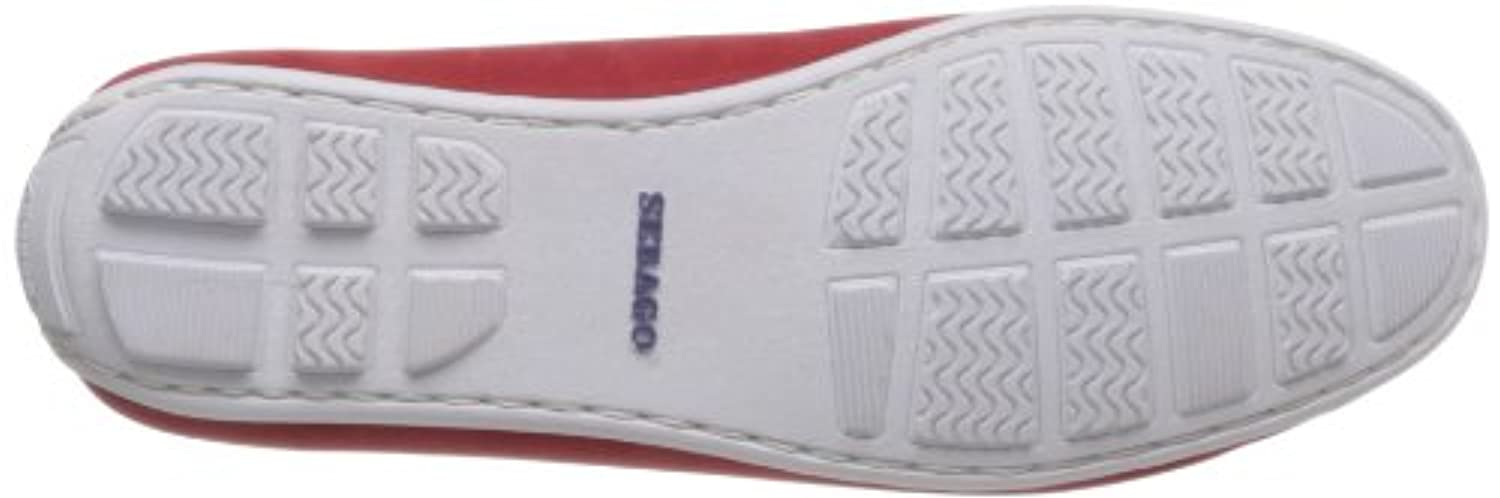 Sebago Women's Lucerne Oxford,Red,7.5 M US