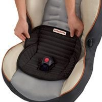 Summer Infant 77660 Deluxe Piddlepad - Black - 1