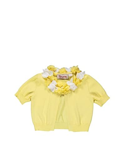 Brums Cardigan [Giallo]
