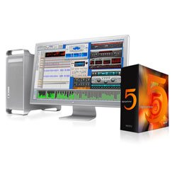 MOTU Digital Performer 5 Digital Audio Software Competitive Upgrade (Mac Only)