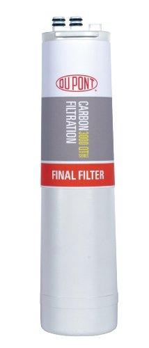 DuPont WFQTC30001 QuickTwist Carbon Block Filter Cartridge (Dupont Water Filters Quicktwist compare prices)