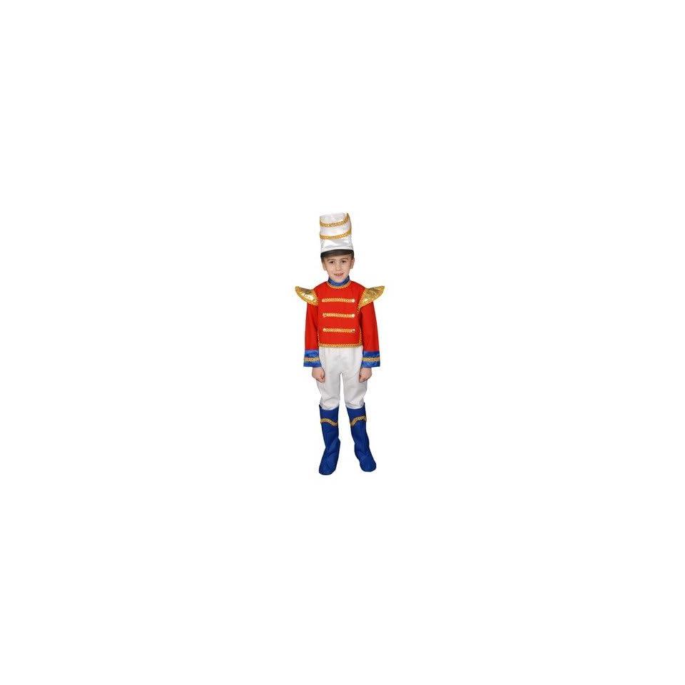 Kids Toy Soldier Costume   Child Medium