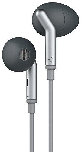 Libratone Q Adapt Cuffie In-Ear, Active Noise Cancelling, Nero