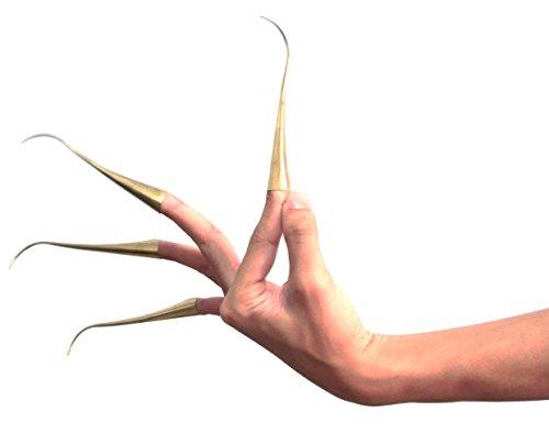 selten-asiatisch-thailand-8-messing-kunst-klaue-finger-nagel