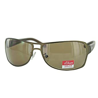 s.oliver Sonnenbrille 0158 C2 mat olive b SO01582