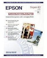 Epson Premium Semigloss Photo Paper - Semi-gloss photo paper - A3 plus (329 x 483 mm) - 20 sheet(s)