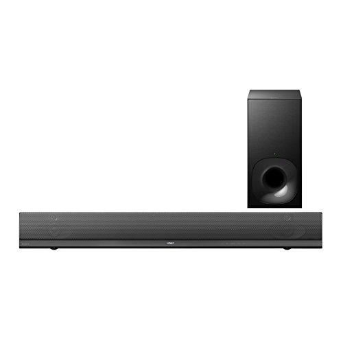 Sony HTNT5.CEL Barre de son 2.1 avec Caisson de basses sans fil haute résolution Noir