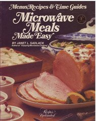 Microwave Meals Made Easy