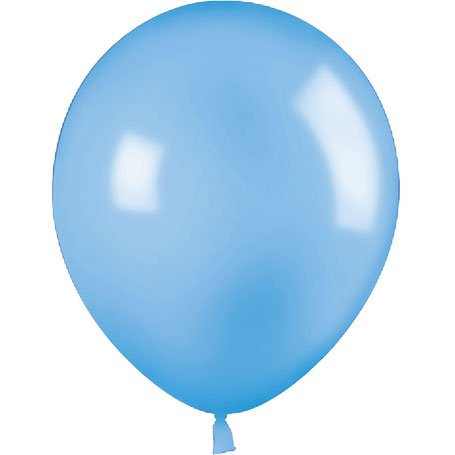 "Betallatex 11"" Pastel Blue Latex Balloons (10ct)"