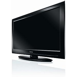 Toshiba 40LV833G 102 cm (40 Zoll) LCD-Backlight-Fernseher (Full-HD, 50Hz, DVB-T/-C, CI+) schwarz