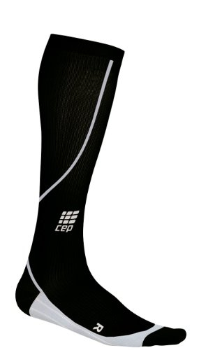 Cep Running Socks, Women, Progrssive Black, Size: Iii (38-40)