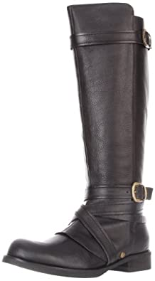 Miz Mooz Women's Katie Boot,Black,8 M US