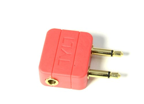 Tylt Nflight-T Airplane Headphone Adaptor