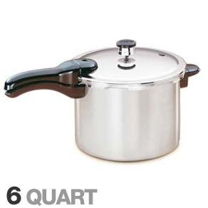 Presto 6 Qt. Aluminum Pressure Cooker Cooks Healthy Flavorful Meals Fast And Easy Lean Cuts from Presto