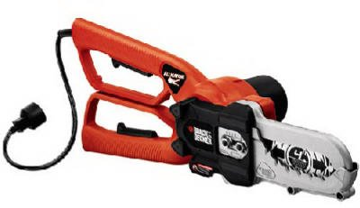 Black & Decker LP1000 4.5A Alligator Electric Lopper / Chain Saw
