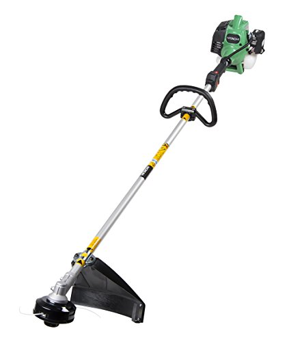 Hitachi CG22EAP2SL 21.1cc 2-Cycle Gas Powered Solid Steel Drive Shaft String Trimmer/Brush Cutter (Commercial Gas Trimmers compare prices)
