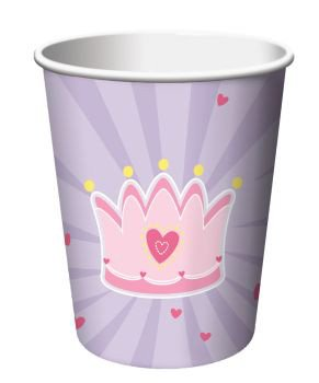 Fairytale Princess 9oz Cups