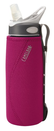 CamelBak Insulated 0.75-Liter Bottle Sleeve,Berry