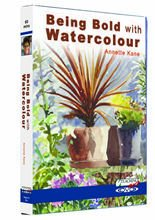 Being Bold with Watercolour with Annette Kane - DVD