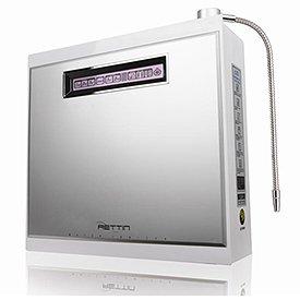 Tyent Rettin Mmp-9090 Turbo Extreme Water Ionizer- Stainless & White