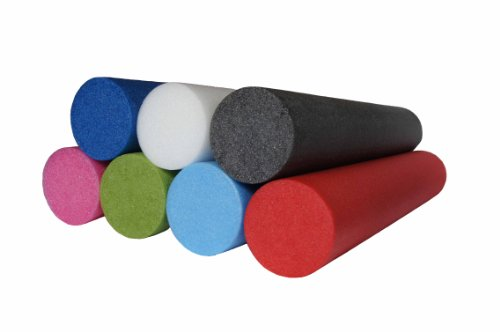 J/Fit Basic Foam Roller, 36-Inch x 6-Inch